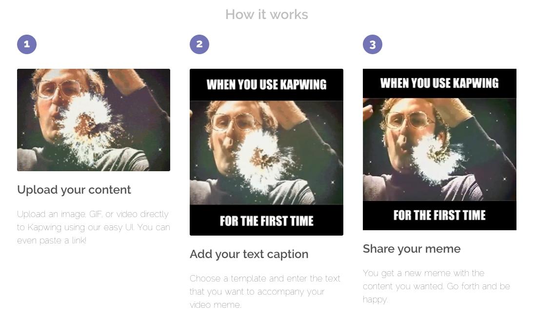 Kapwing An Online Subtitler, Meme Maker & Video Resizer