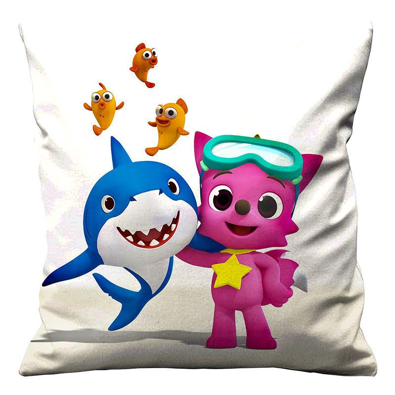 13 9 Pinkfong Baby Shark Throw Pillow Case 16 Quot 18 Quot 20 Quot Inch Zippered Cushion Cover Ebay Home Amp Garden Products Throw Pillow Cases Throw