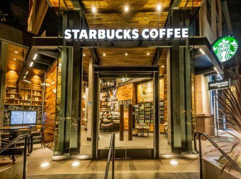 Starbucks Now Open at the Disneyland Resort Starbucks
