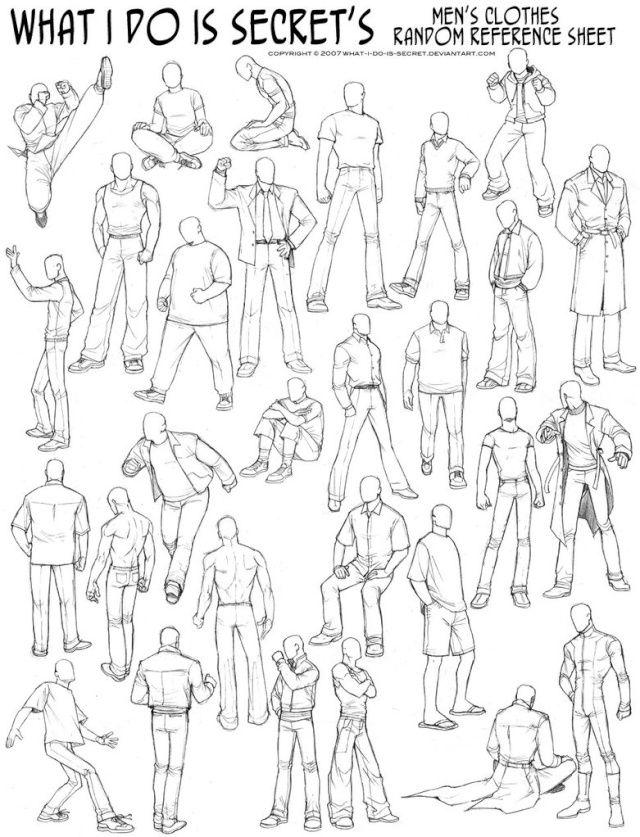 Bien-aimé le corps, dans des positions autres que debout . | *skeetchbook  QI05