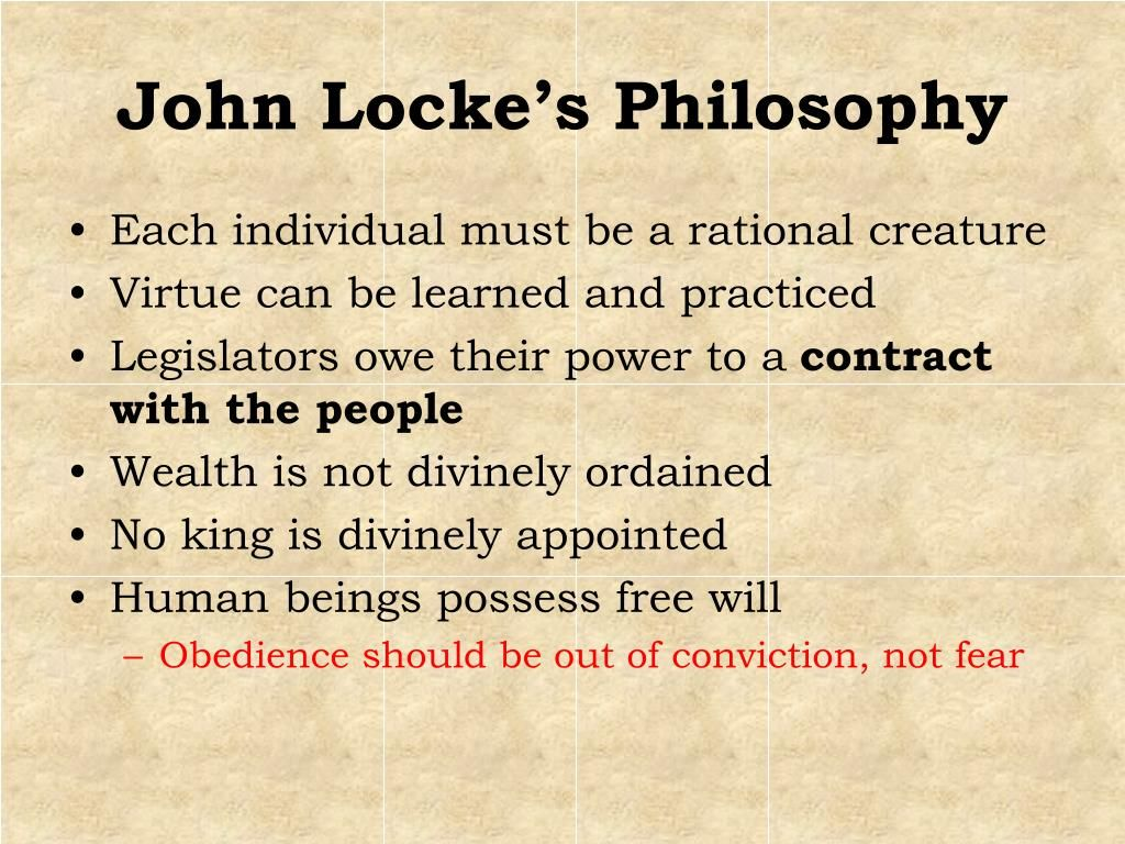 The Age Of Enlightenment Philosophy Theories Locke Philosophy Philosophy Quotes