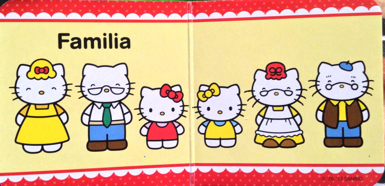 Familia de Hello Kitty