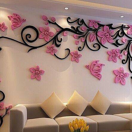 Услуги декора помещений: роспись стен; барельефы ...