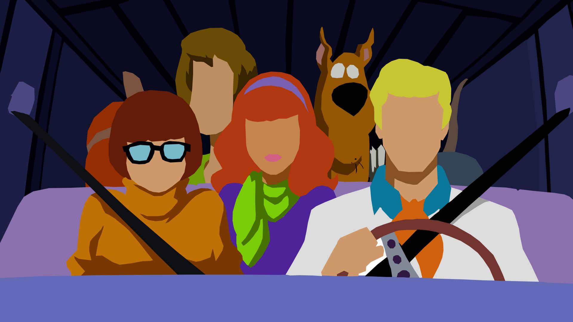 Scooby Doo Gang [1920x1080]