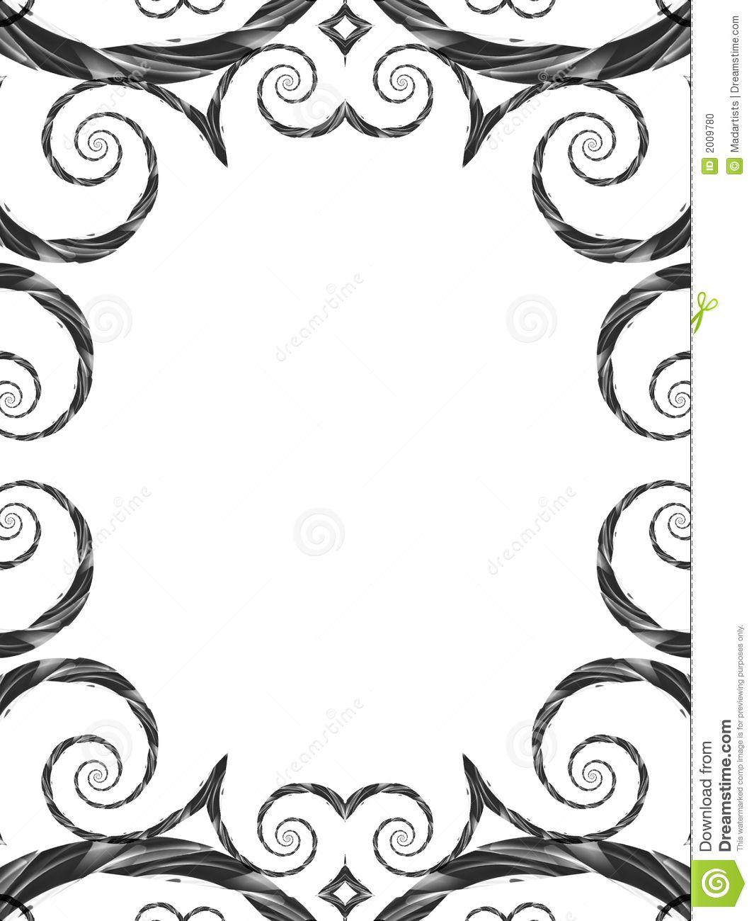 Bordes de pagina en blanco y negro buscar con google - Paginas de decoracion ...