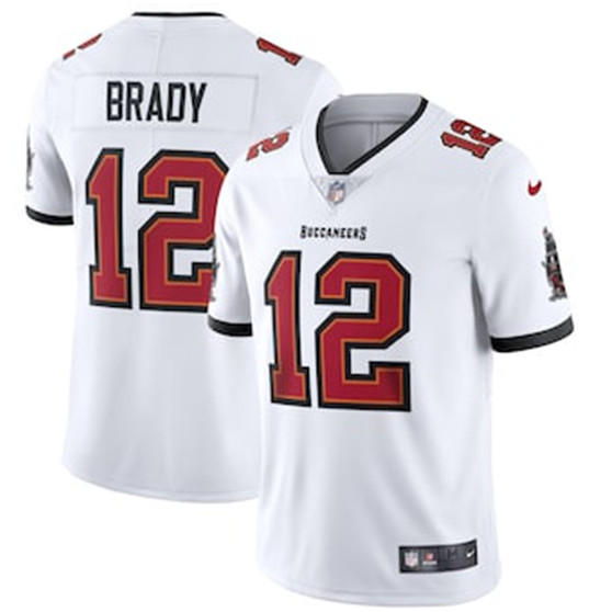 2020 Tampa Bay Buccaneers 12 Tom Brady White Vapor Untouchable Stitched Nfl Limited Jersey In 2020 Tampa Bay Buccaneers Mike Evans Tampa Bay