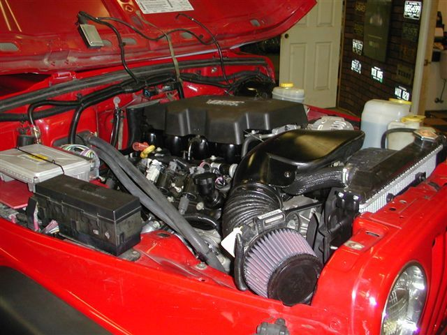 The Novak Guide To Installing Chevrolet Gm Engines Into The Jeep