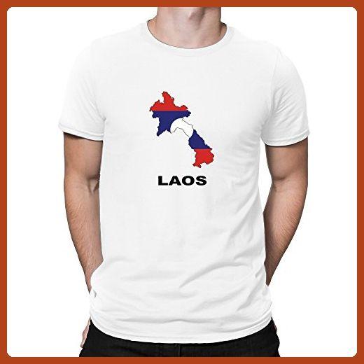 Teeburon Keep Calm and Love Laos Hoodie