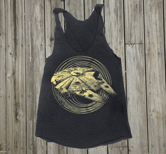 Mad Over Shirts Spiritual Gangsta Nerd Friends Quote Unisex Premium Tank Top