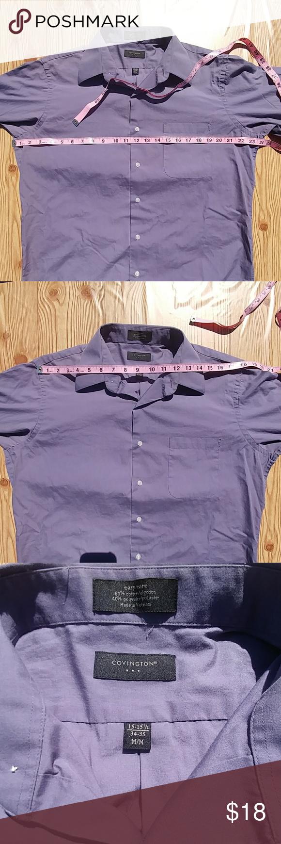Mens Dress Shirts Size 19 1 2