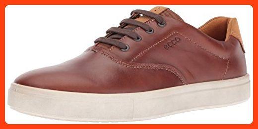 Ecco Kyle, Sneakers Basses Homme, Gris (Marine), 46 EU