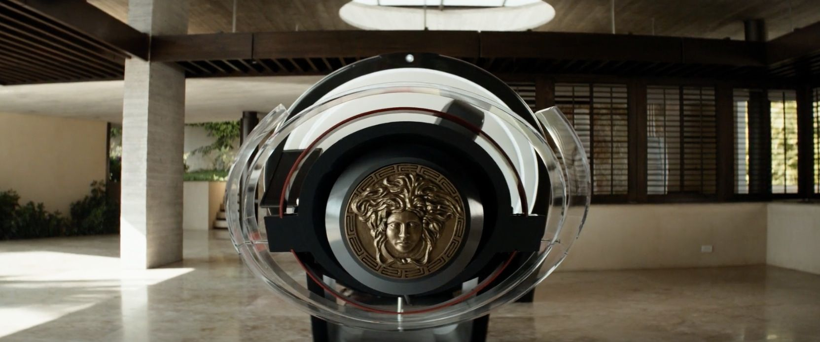 versace machine in elysium 2013 official versace