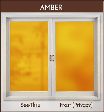 Color Tint Amber Window Film Window tint film