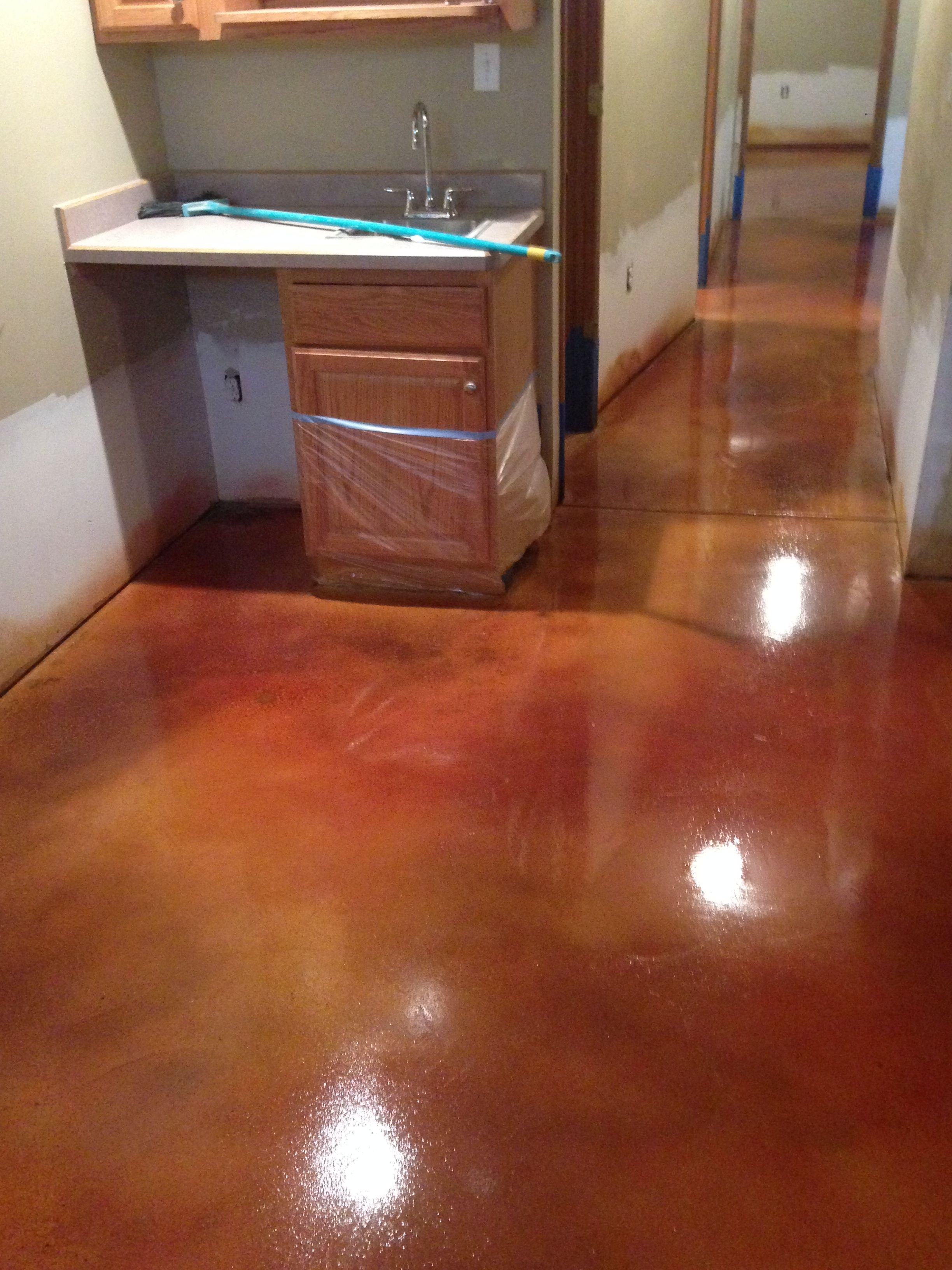 After basement floods twice homeowner removes carpet and contracts after basement floods twice homeowner removes carpet and contracts us to remove tile vct and dailygadgetfo Image collections