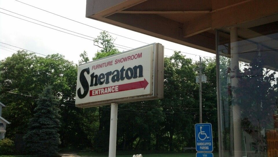 Sheraton Furniture Located Near Historic Downtown Willoughby Ohio Continues A Legacy In S That Spans 3 Generations Cur Owners Larry And