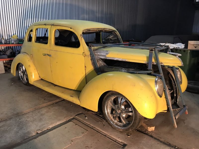 Hotrod 38 Ford Sedan Project Cars Vans Utes Gumtree Australia Orange Area Orange 1158558935 Sedan Hot Rods Gumtree Australia