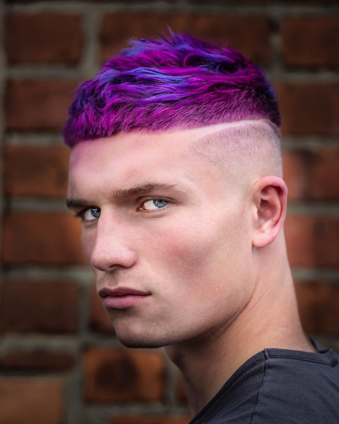 Tom Baxter Hair On Instagram One Of My Favourite Looks I Ve Done With Osmouk Official Judeswailes5 Coiffure Homme Coupe Cheveux Homme Coiffures Masculines