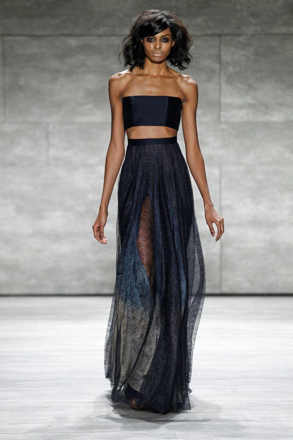Leanne Marshall - New York Fashion Week - Fall 2015