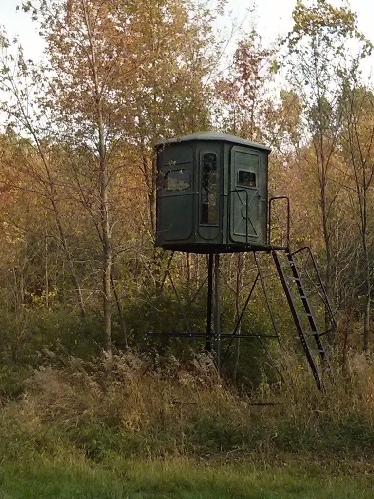 plots woods sale hunting s blind box food tips easy latest deer plot made for and grant blinds redneck