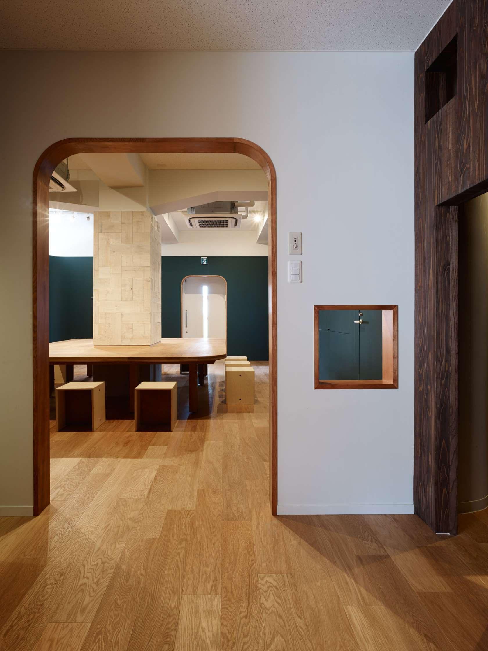 Gallery Of Kindergarten Mavrica Breda Bizjak Bb Arhitekti  # Muebles Doo Beograd