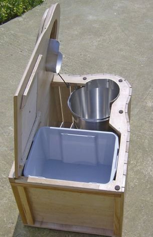 Fabrication maison du0027un WC sec Skoolie Pinterest Toilet, Cabin - assainissement d une maison