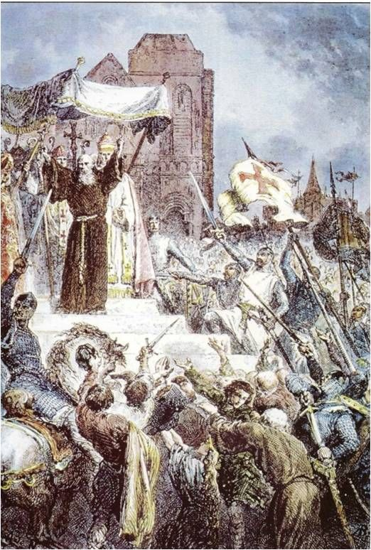 an essay on pope urban ii and the crusades A summary of the crusades: 1095-1204 in 's high middle ages (1000-1200)   perfect for acing essays, tests, and quizzes, as well as for writing lesson plans   by 1094, pope urban ii (1088-1099) received an appeal from byzantine.