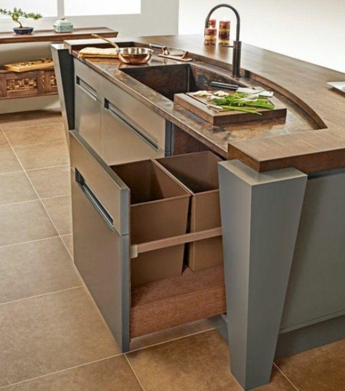 ▷ 1001+ Ideen zum Thema Kleine Räume geschickt einrichten | Brown ...