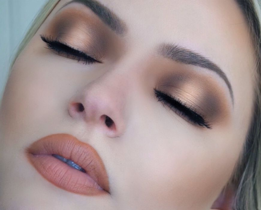 Halo Eye For Hooded Eyes Makeup Liners Shadows Pinterest