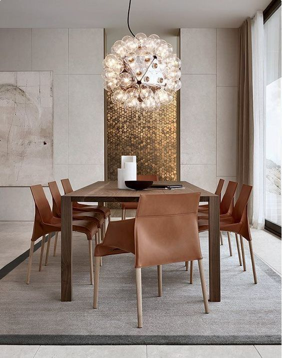 10 Round Dining Tables To Create A Cozy And Modern Decor | Luxury Dining  Tables, Dining Table Design And Oval Table