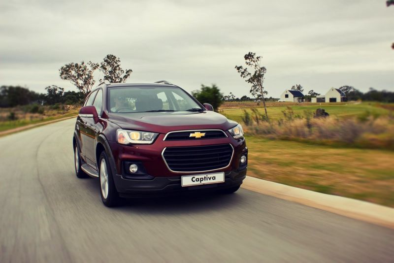 2019 Chevrolet Captiva Is The New Luxurious 7 Seater Suv
