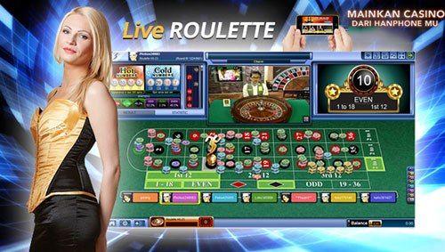 Sistem Bermain Roulette Online Di Handphone