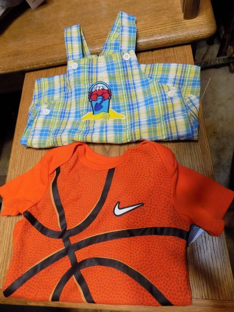 0957e1024103 Details about baby boys clothes 1t-2t 6-9 months lot + size 5 Nike ...