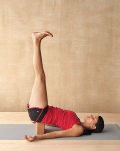 wellblocks rest those legs  yoga poses yoga lymph massage