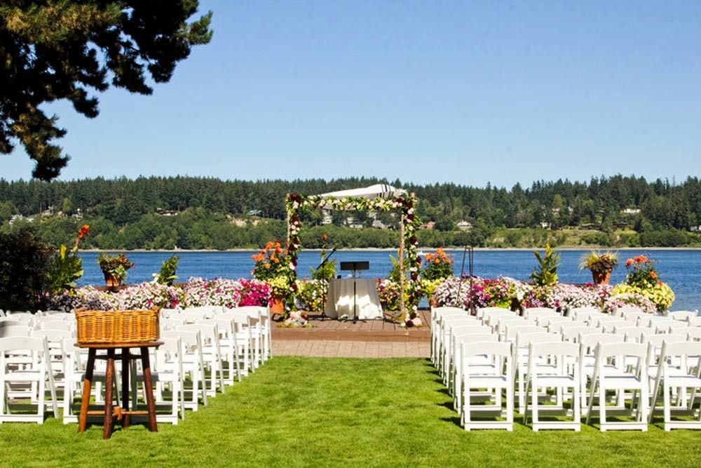 Image Result For Kiana Lodge Bainbridge Island Wedding Cost