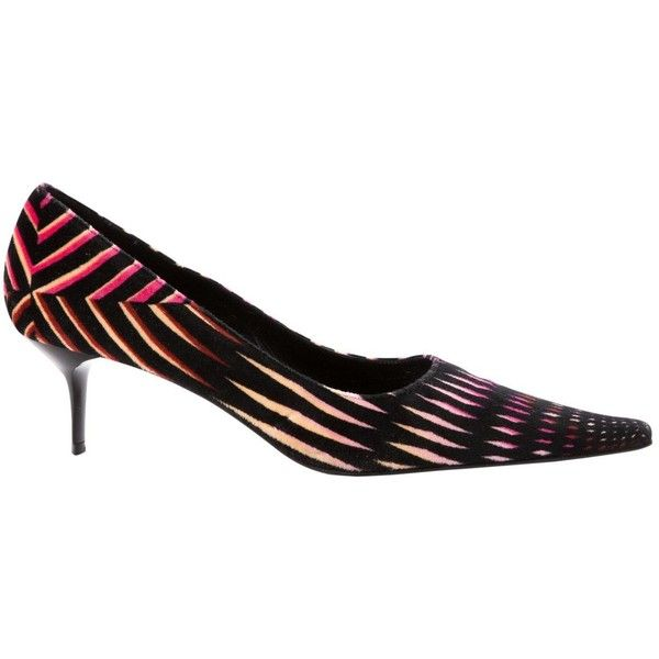 Pre-owned - Leather heels Missoni R4sHufg