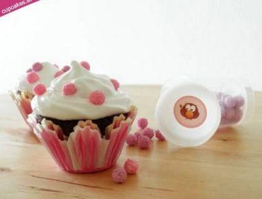 Nutella Kokos Cupcakes - Rezept