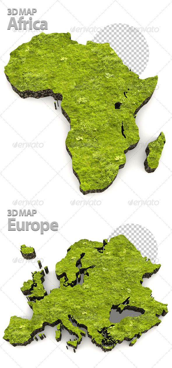 africa map jquery