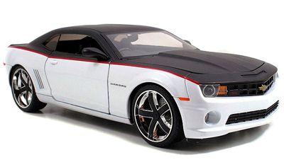 Camaro SS Custom Lopro 1:18 Die Cast-Chevy Mall