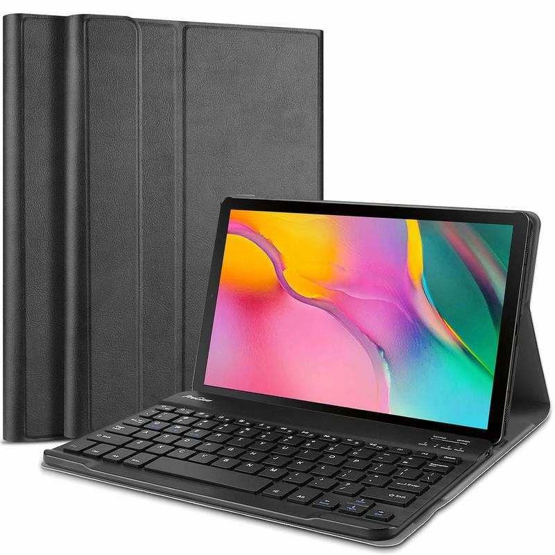 For Samsung Galaxy Tab A 10 1 2019 T510 T515 T517 Detachable Wireless Keyboard Keyboard Case In 2020 Keyboard Case Galaxy Tab Keyboard