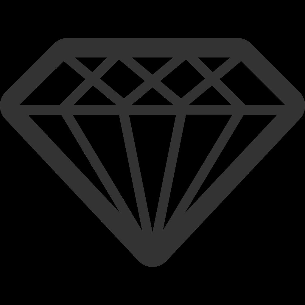 Brilliant Black Diamond Png Image Diamond Drawing Diamond Graphic Heart With Arrow