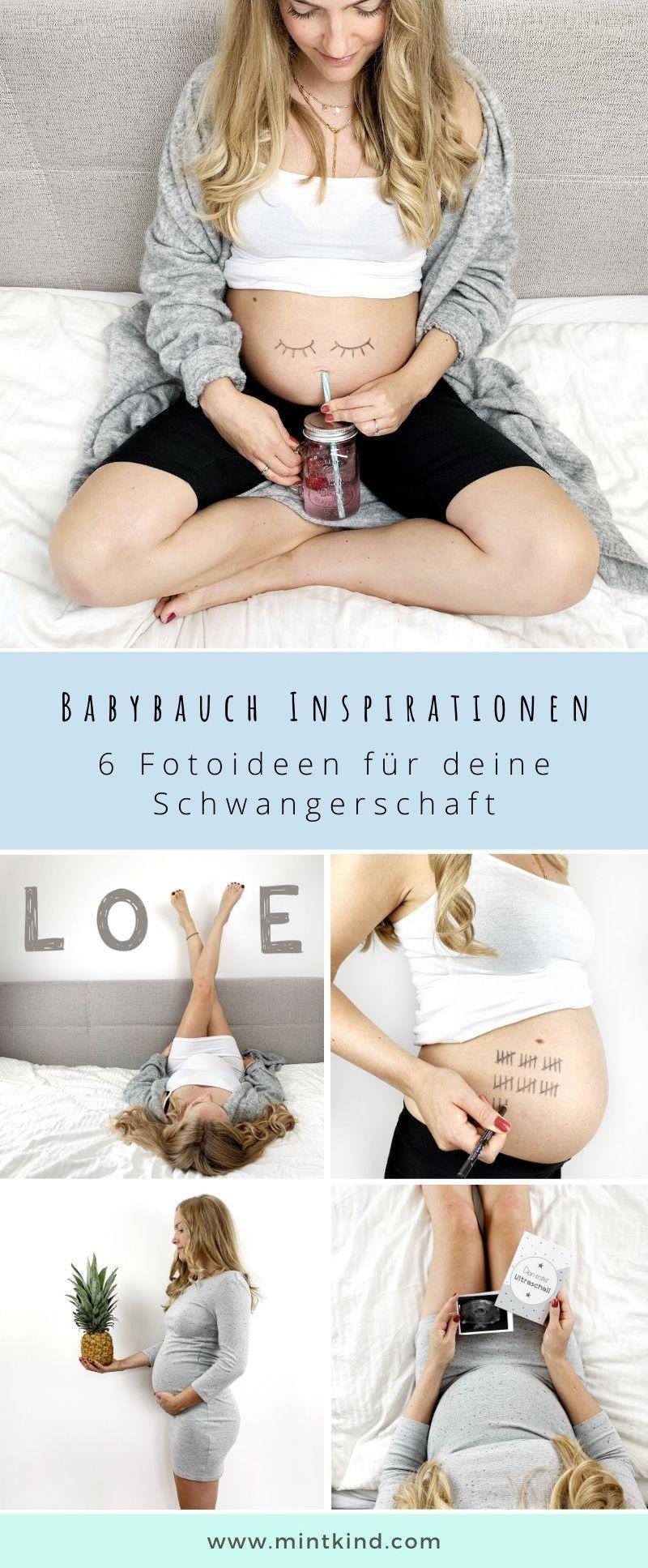 Photo of Babybauch Inspirationen – 6 Fotoideen für deine Schwangerschaft – mintkind – Blog