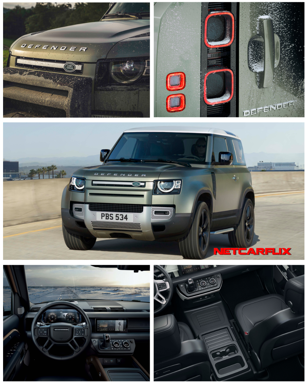 2020 Land Rover Defender 90 Hq Pictures Specs Information