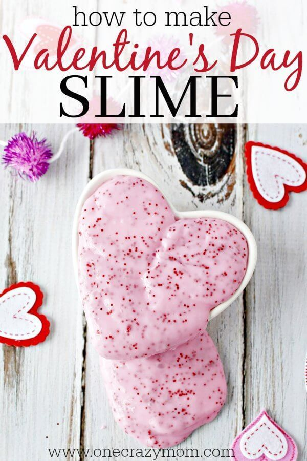 Make this easy slime recipe with your kids. They will love ...