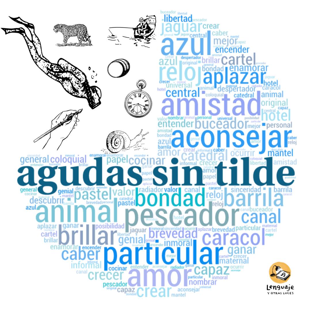 Ejemplo De Palabras Agudas Sin Tilde Spanish T Shirt Ecard Meme