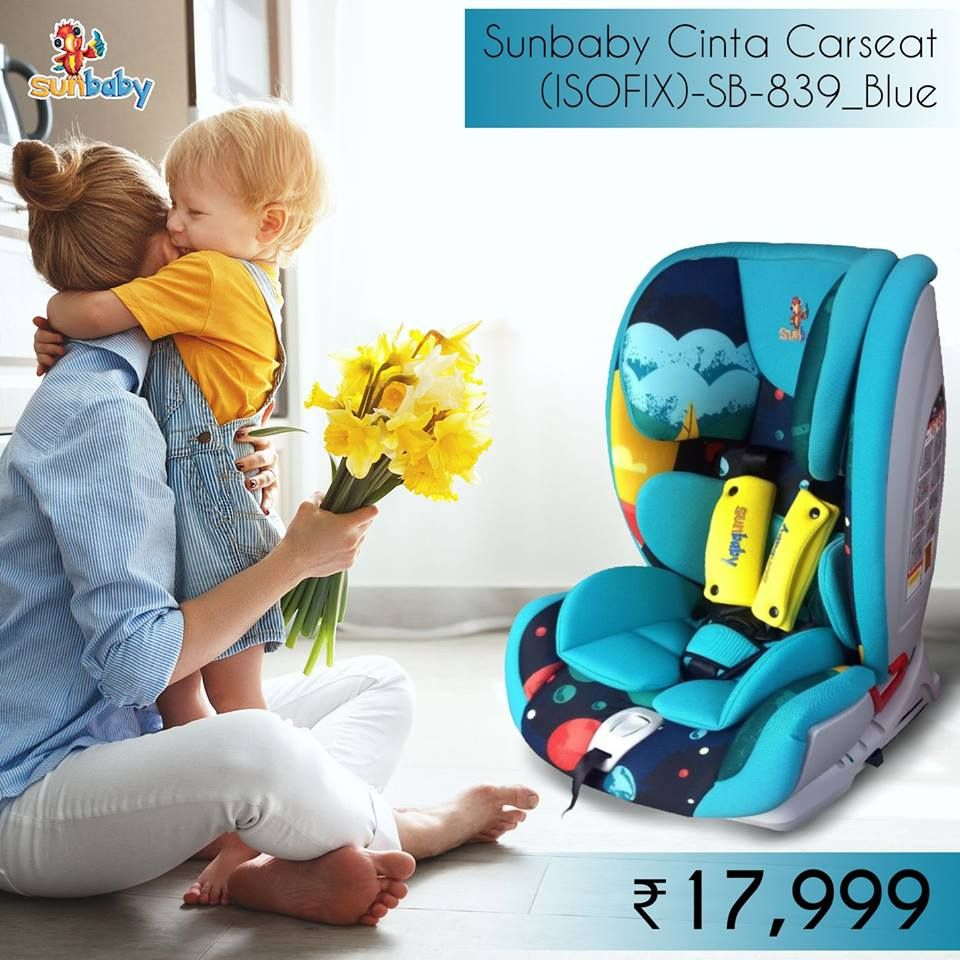Pin by Sunbaby on Sunbaby Car Seat Online India Baby