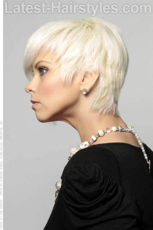 Latest Hairstyles Com 41 Cute Short Haircuts For Short Hair Updated For 2018  Pinterest