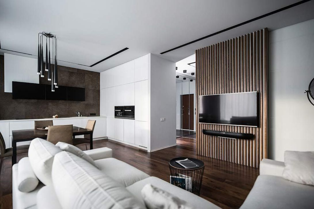 42 Fabulous Modern Apartment Design Ideas To Get Cozy Room Apartment Living Room Design Modern Apartment Living Room Apartment Interior