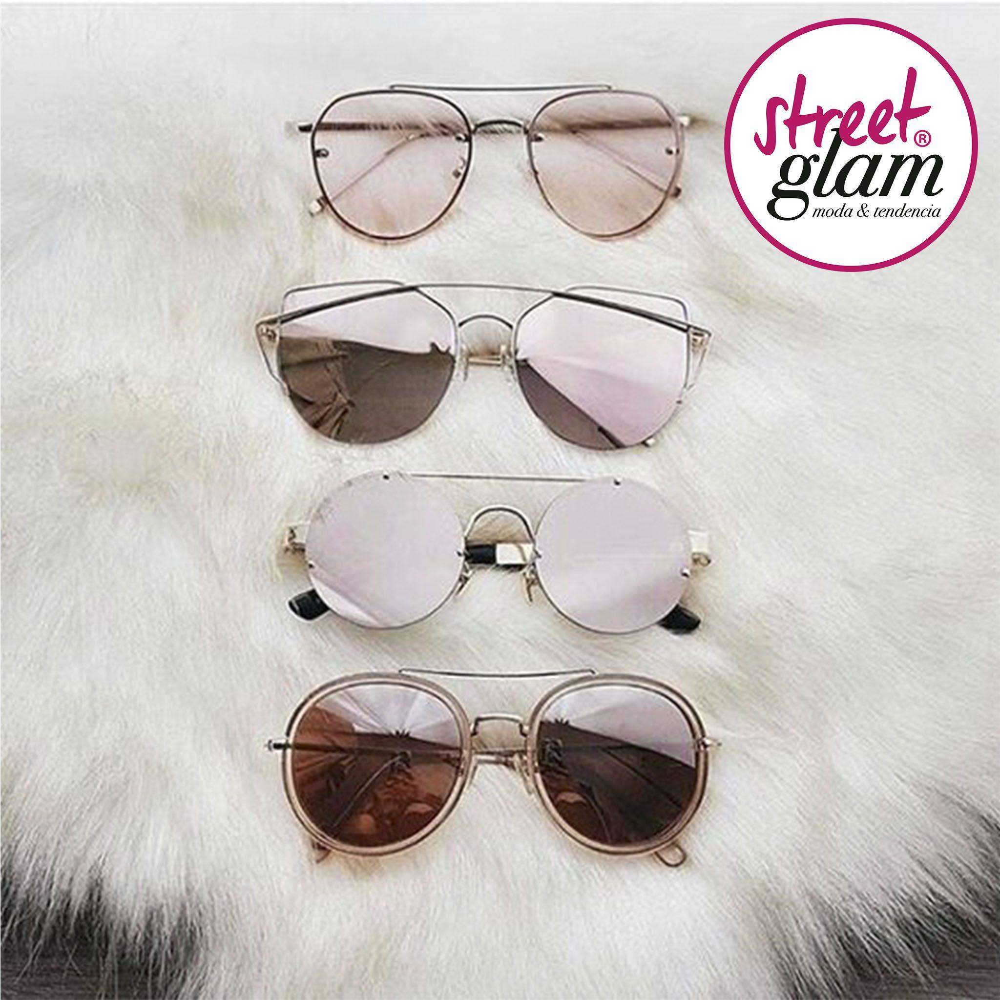 Cuál les gusta más? Este tipo de lentes están súper de moda #BeGlam ...