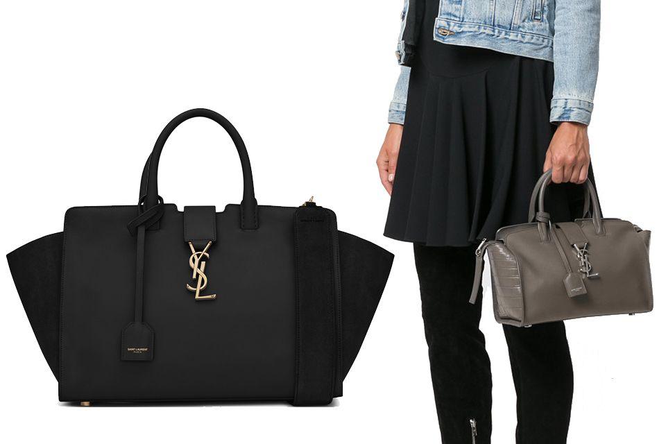 0fa23150953 Saint Laurent Downtown Bag Saint Laurent Bag, Classic Handbags, Prada  Saffiano, Beautiful Handbags