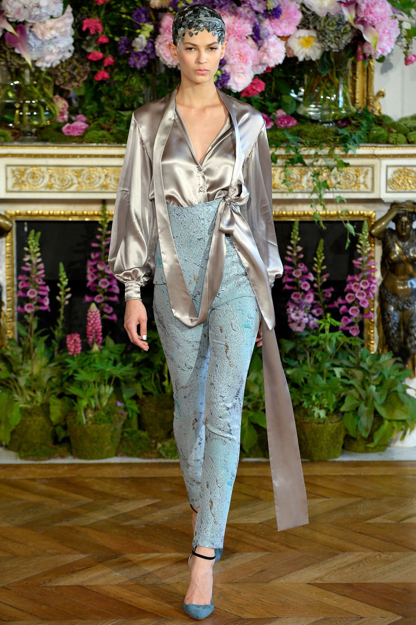 Fall 2013 Couture - Alexis Mabille